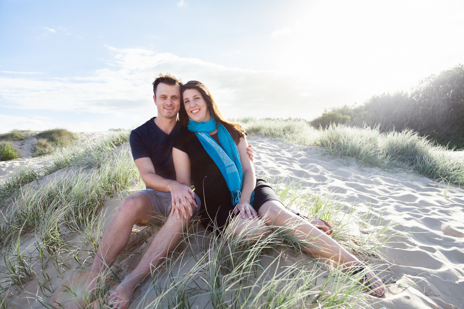 Clear Light Photography Couple